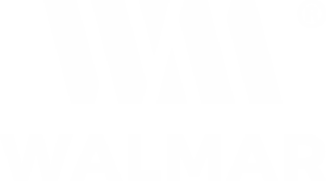 logo_WALMAR_biale